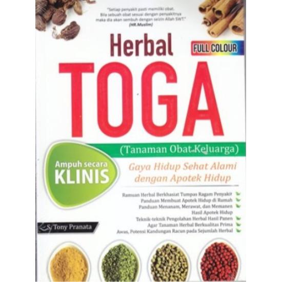 Herbal Toga (Tanaman Obat Keluarga)