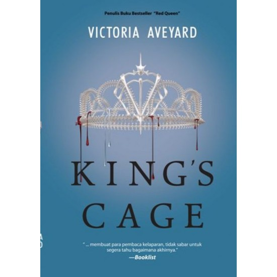Red Queen Trilogy #3 : King's Cage