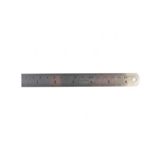 Joyko Ruler (Stainless Steel) 15Cm