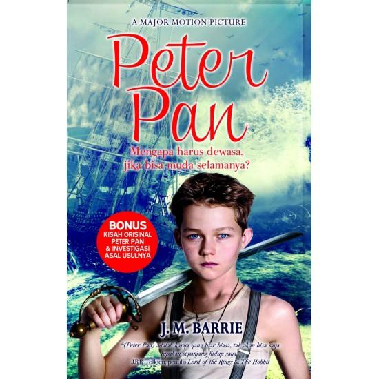 Peter Pan : Mengapa Harus Dewasa, Jika Bisa Muda Selamanya?