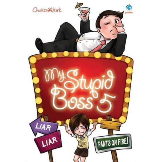 My Stupid Boss #5