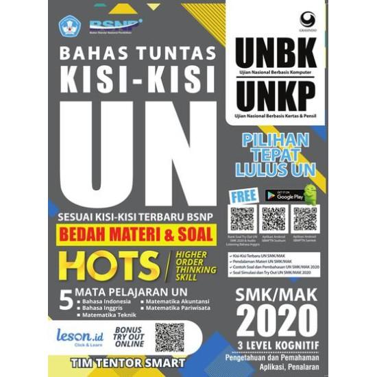 Bahas Tuntas Kisi - Kisi USBN SMK / MAK 2020