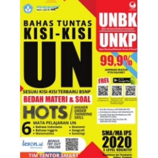 Bahas tuntas kisi-kisi UN SMA/MA IPS 2020
