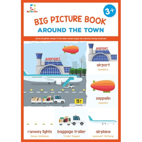 Big Picture Book: Around the Town