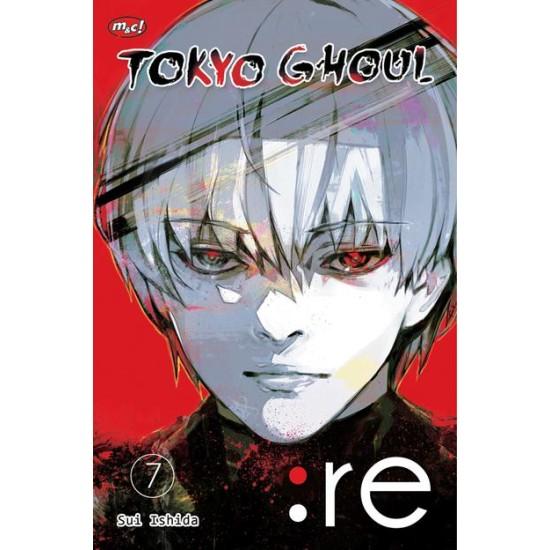 Tokyo Ghoul : Re 07