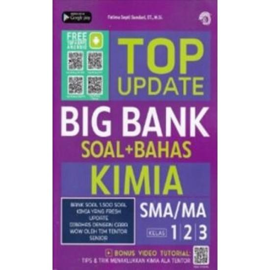 Top Update Big Bank Soal + Bahas Kimia SMA/MA 1, 2, 3