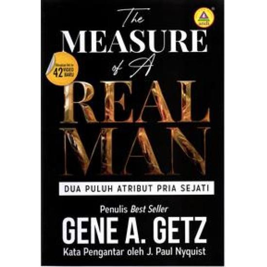 The Measure Of A Real Man, Dua Puluh Atribut Pria Sejati