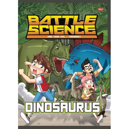 Battle Science : Dinosaurus