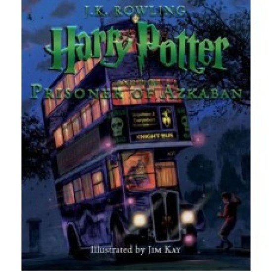 Harry Potter and the Prisoner of Azkaban Illustrated Edition (HB)
