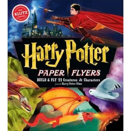Harry Potter Paper Flyers (PB)