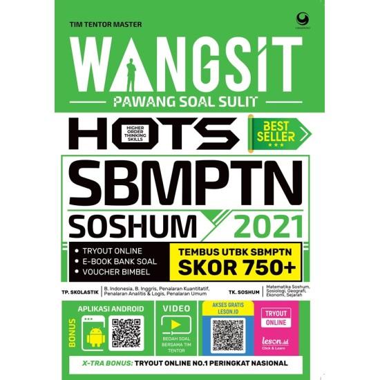 WANGSIT (Pawang Soal Sulit) HOTS UTBK SBMPTN SOSHUM 2021