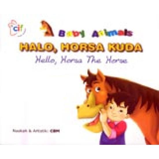 Halo, Horsa Kuda (Hello, Horsa The Horse) - Dwi Bahasa