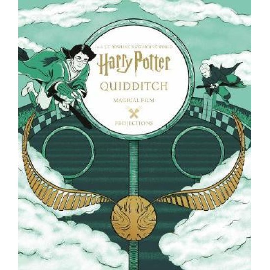 Harry Potter: Magical Film Projections: Quidditch (HB)