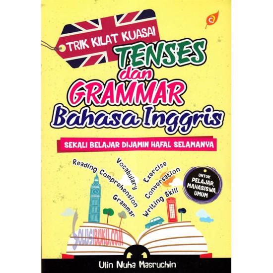 Trik Kilat Kuasai Tenses & Grammar Bahasa Inggris