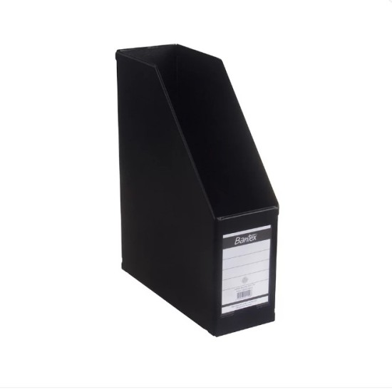 Bantex Magazine File 10CM (Black)