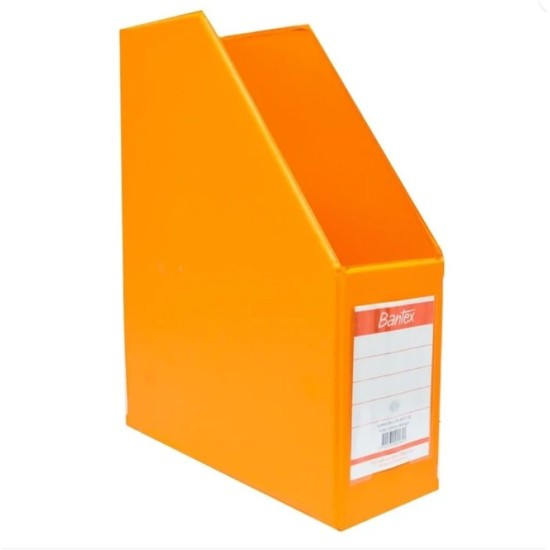 Bantex Magazine File 10CM (Orange)