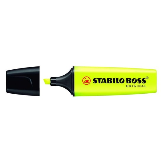 Stabilo Boss 70/24 Yellow