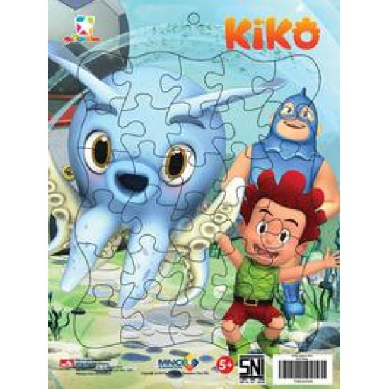 Oopredoo Puzzle Medium Kiko : Occi Hilang
