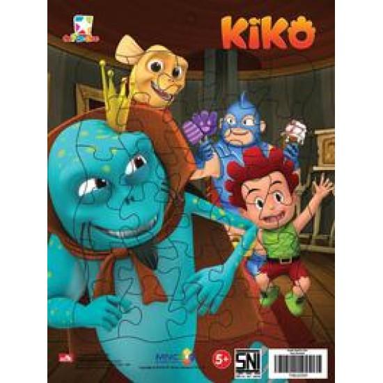 Oopredoo Puzzle Medium Kiko : Rasa Bersalah