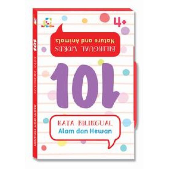 101 Kata Bilingual - Alam dan Hewan