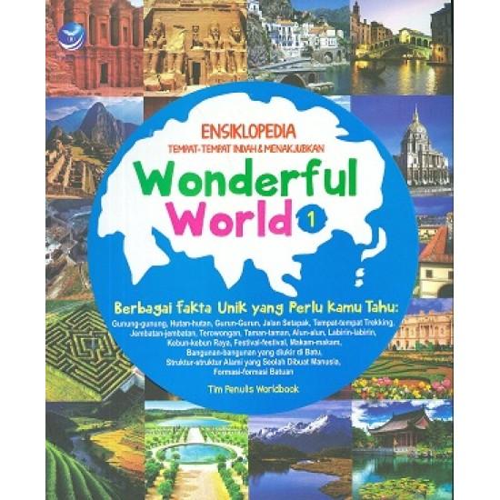 Wonderful World 1, Ensiklopedia Tempat-Tempat Indah Dan Menakjubkan