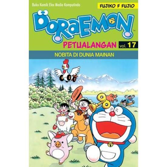 Doraemon Petualangan 17 (Terbit Ulang