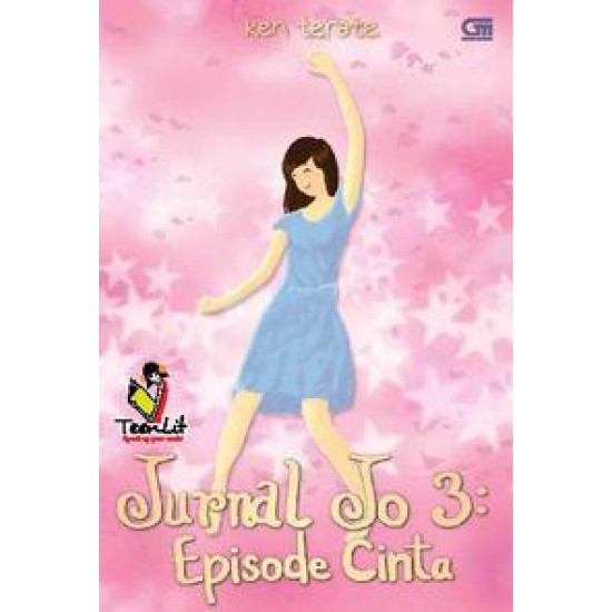 TeenLit: Jurnal Jo#3: Episode Cinta