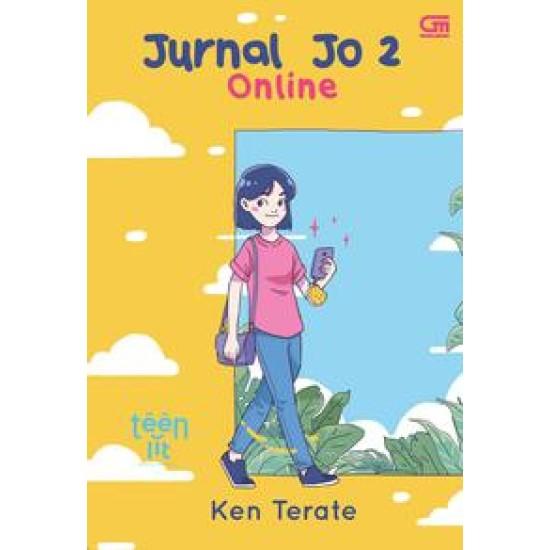 TeenLit: Jurnal Jo#2: Online