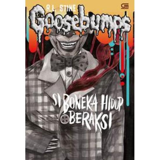 Goosebumps: Si Boneka Hidup Beraksi (Night of The Living Dummy)