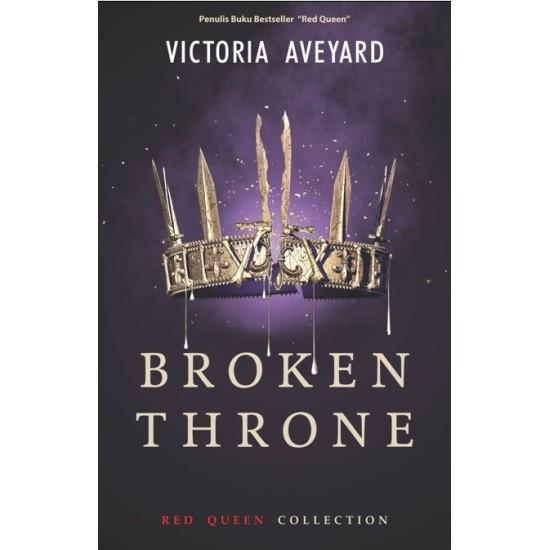 Red Queen Trilogy #5: Broken Throne