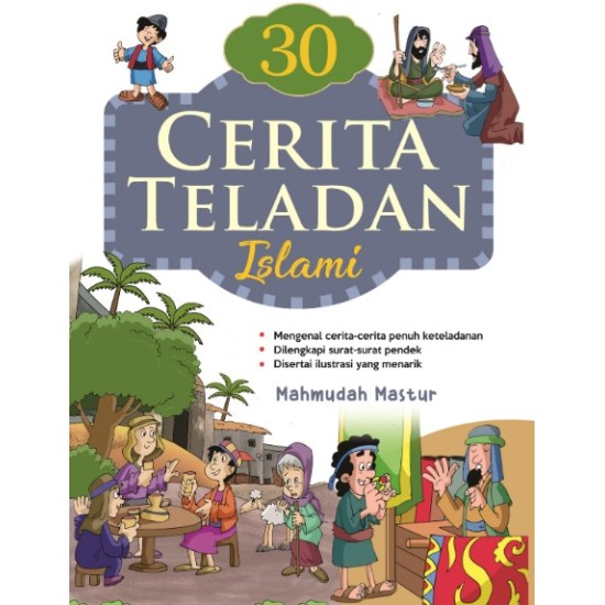 30 Cerita Teladan Islami
