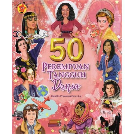 50 Perempuan Tangguh Dunia