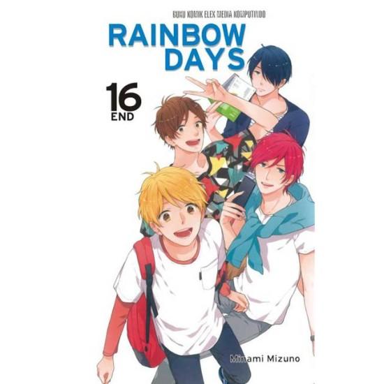 Rainbow Days 16