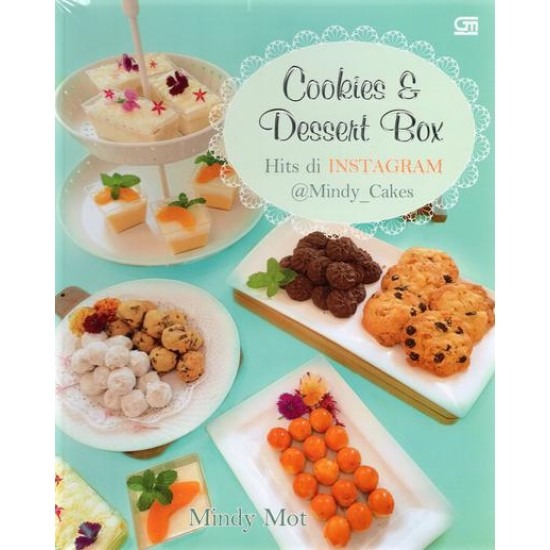 Cookies & Dessert Box Hits Di Instagram @mindy_Cakes