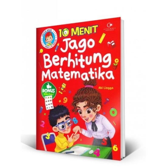 10 Menit Jago Berhitung Matematika