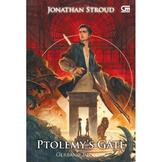 Bartimaeus#3: Gerbang Ptolemy (Ptolemy's Gate)