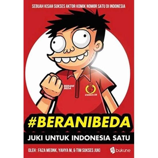 #BeraniBeda : Juki Untuk Indonesia Satu
