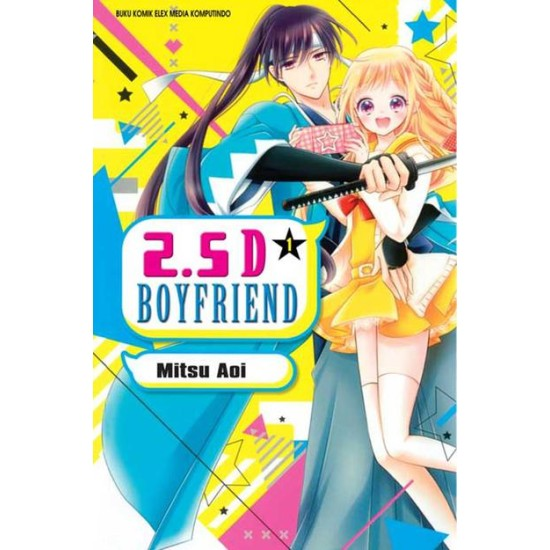 2.5 D Boyfriend 01