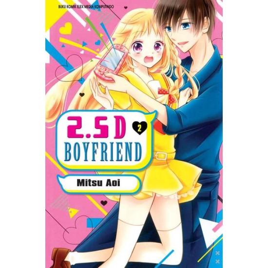 2.5 D Boyfriend 02