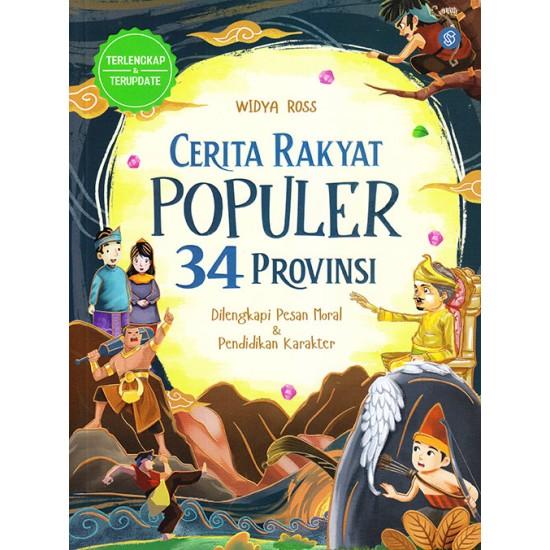 Cerita Rakyat Populer 34 Provinsi
