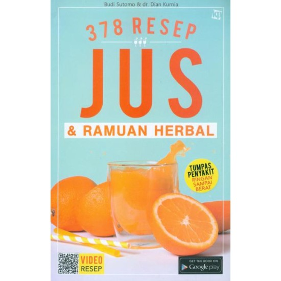 378 Resep Jus & Ramuan Herbal