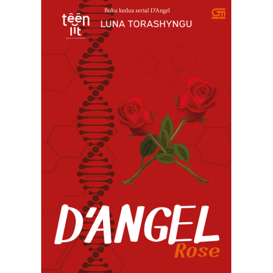 TeenLit#2: D'Angel: Rose