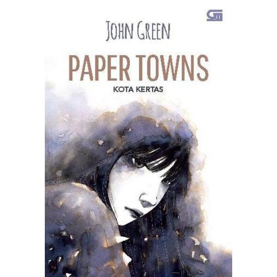 Kota Kertas (Paper Town) - Cover Baru