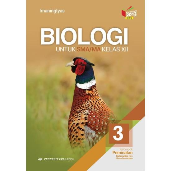 Biologi untuk SMA/MA Kelas XII