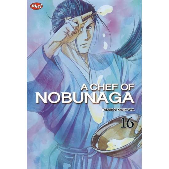 A Chef of Nobunaga 16