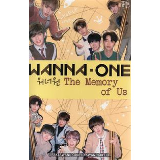 Wanna One : The Memory of Us