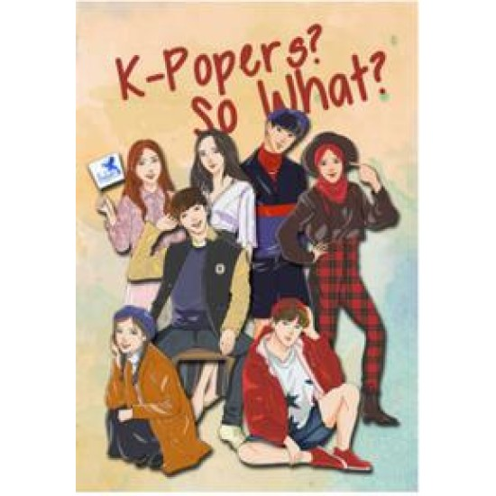 K-Popers? So What?