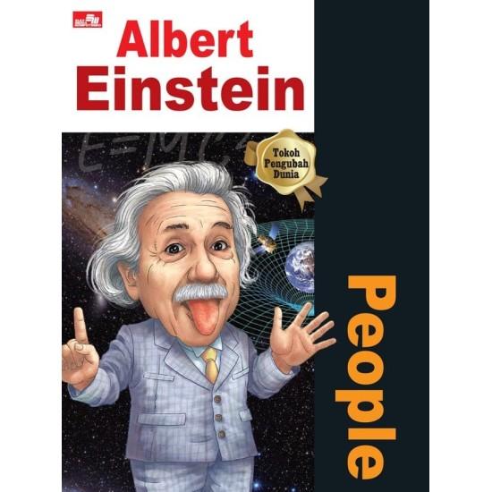 Why? : People - Albert Einstein