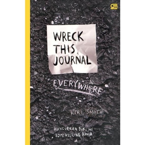 Wreck This Journal : Everywhere