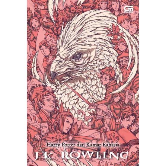 Harry Potter Dan Kamar Rahasia Cover Baru